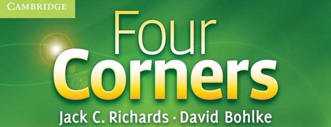 برگزاری دوره های ترمیک بصورت فشرده و عادی با کتاب Four Corners